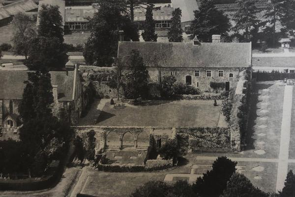 The ghosts of Beaulieu Abbey and Palace House