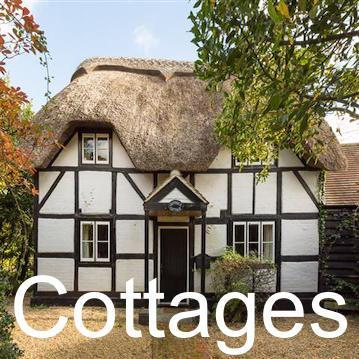 Self catering holiday cottages in Lymington and the New Forest