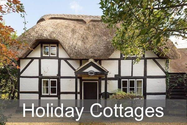 Holiday Cottages in the New Forest and Lymington area