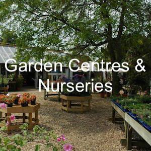 Garden centres and nurseries