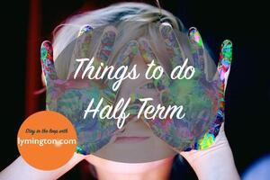 Things to do half term in the New Forest