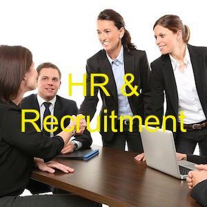 business human resources and recruitment