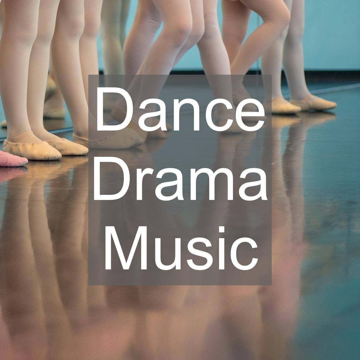 Dance drama and music schools and groups
