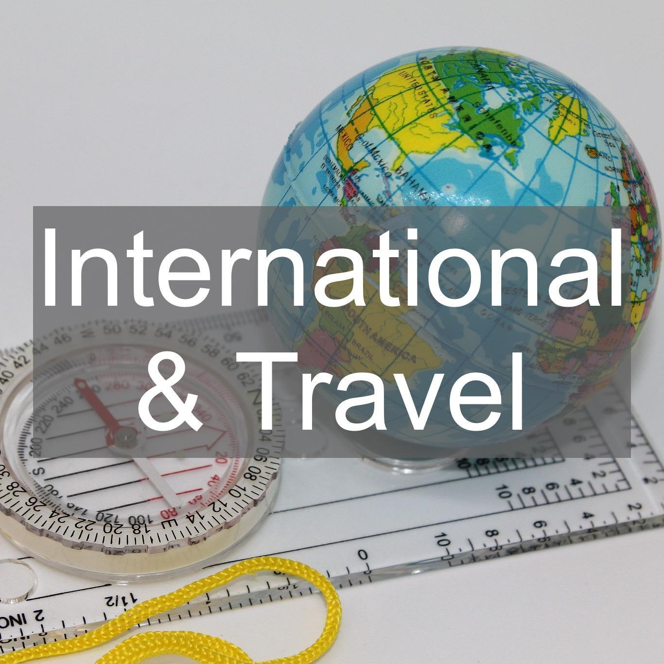 international and travel clubs