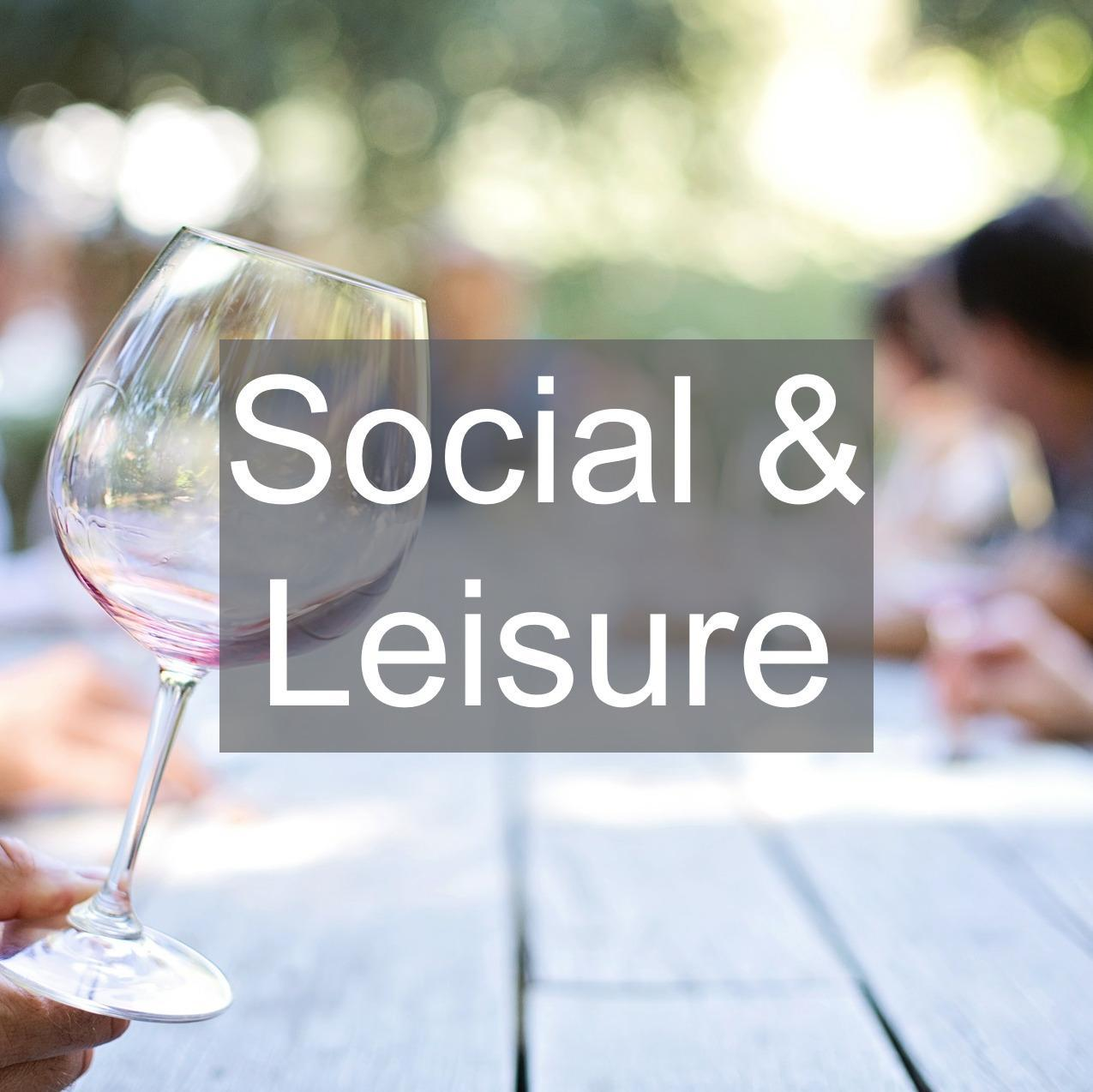 social and leisure clubs