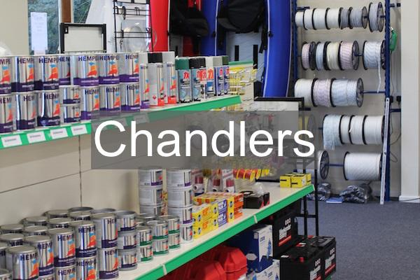 chandlers in Lymington