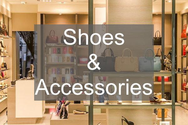 shops selling shoes jewellery accessories in lymington and the new forest