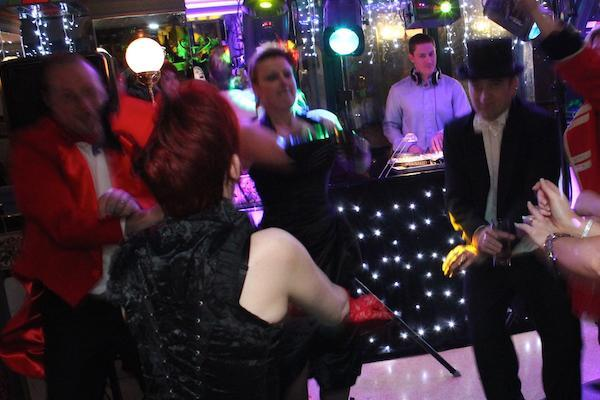 Christmas party venues in Lymington and the New Forest