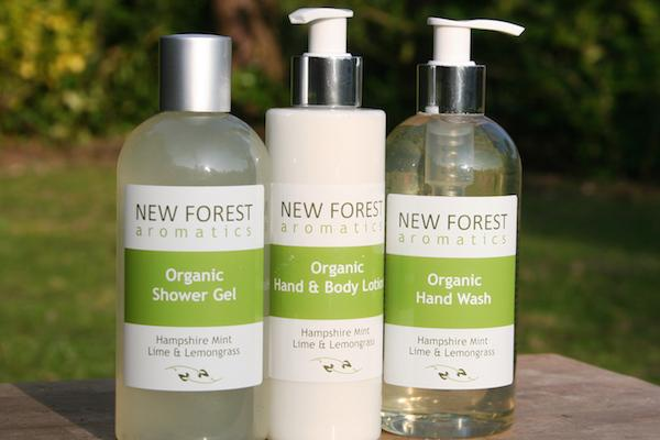new forest aromatics products
