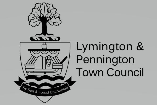 Lymington and Pennington Town Council logo