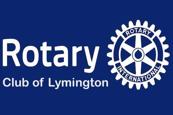 Logo of Rotary Club of Lymington