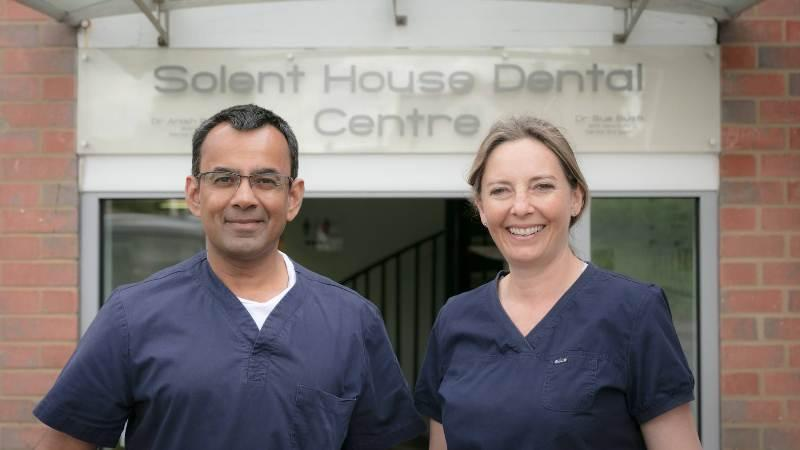Solent House Dental Centre Lymington arni sue RECTANGLE