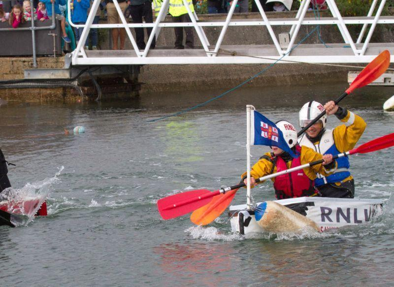 Lymington Town Sailing Club Bath Race