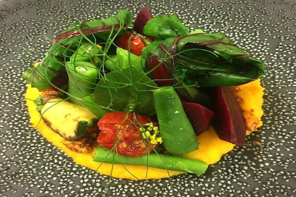 National Vegetarian Week at Careys Manor in the New Forest