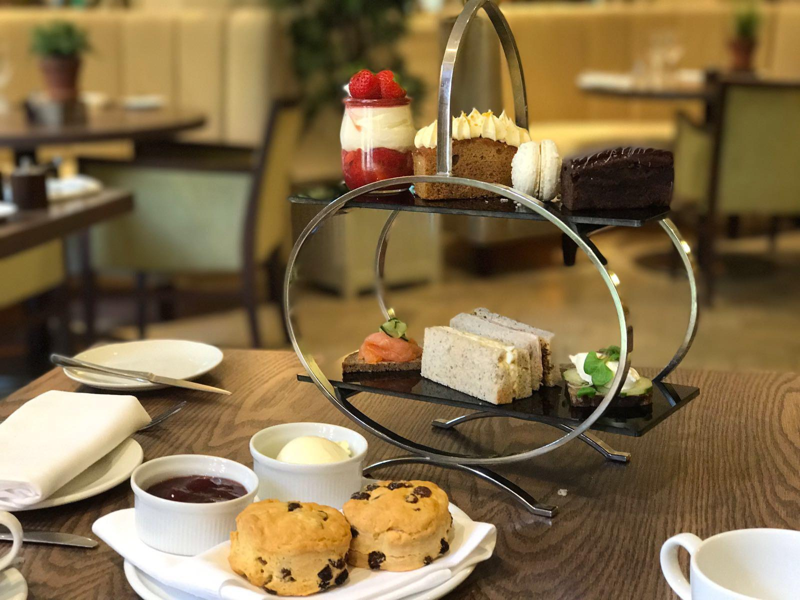 Gluten Free Afternoon Tea at Careys Manor