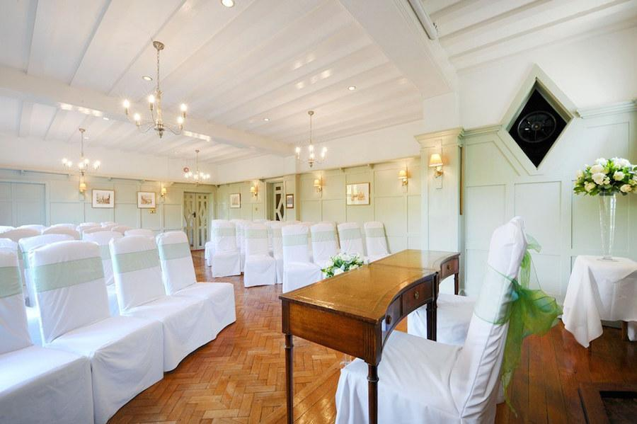 Oakwood Ceremony at Montagu Arms Hotel