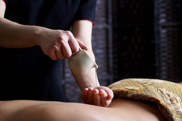 Anti stress massage at Careys Manor SenSpa