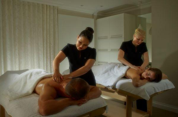 chewton glen spa experience treatment room 2 600 min