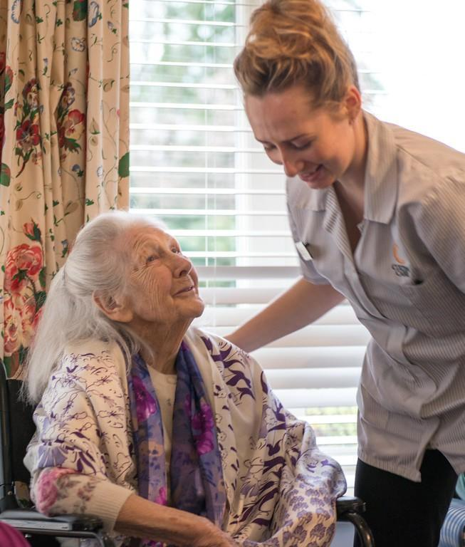 Colten Care homes - put loneliness behind you