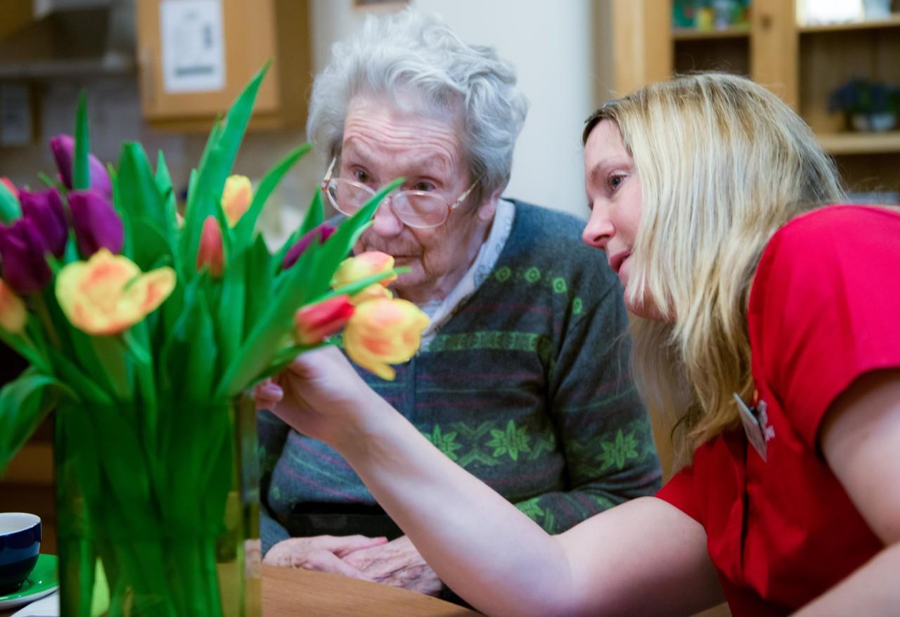 Respite care at Colten home Kingfisher