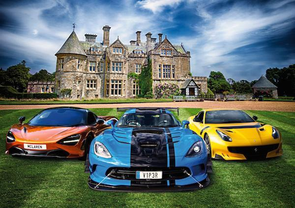 Supercar 2018 Weekend at Beaulieu