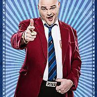 curious arts festival 2018 al murray