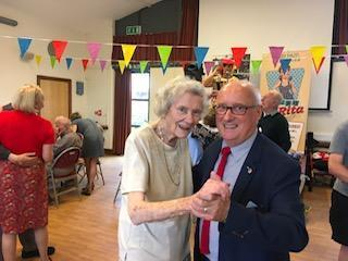 dementia tea dance 2018 3