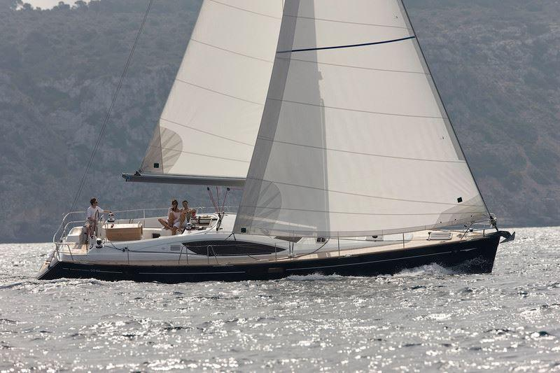 The breeze in the sails with Escape Yachting