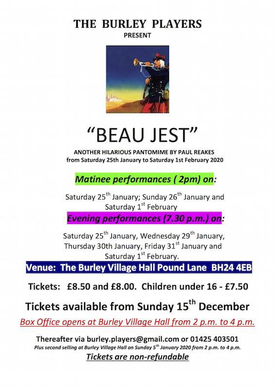 BeauJest-tickets-times