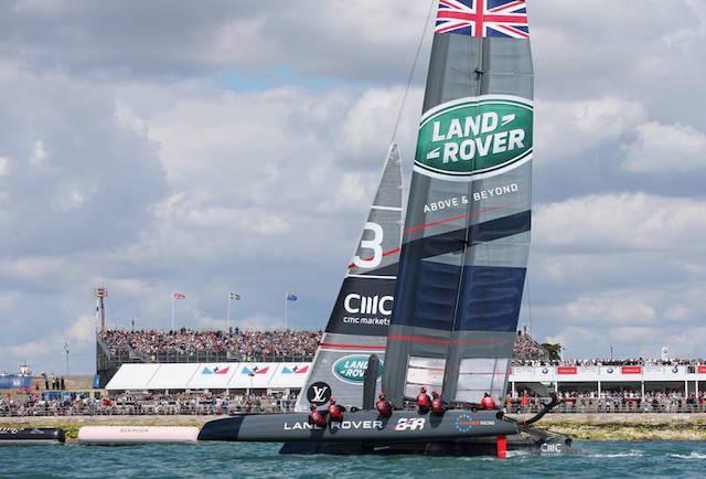 WIN a pair of America's Cup tickets for Super Sunday
