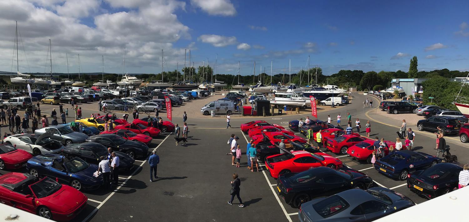 Italia Festival 2017 at Lymington Yacht Haven