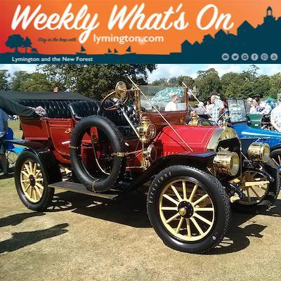 Rotary Lymington spectacular Weekly What's On from Lymington.com