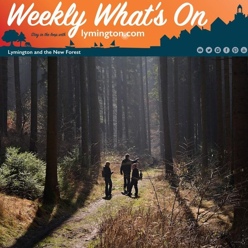 Weekly Whats On New Forest Lymington