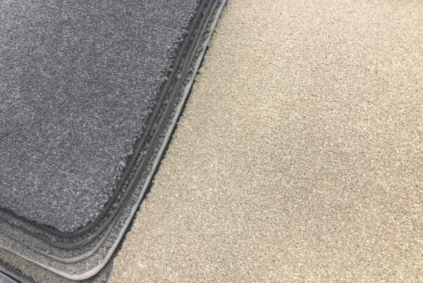 New from John Cooper Carpets - Serenity deep pile polypropylene carpet