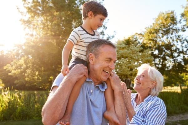 Separation and the legal rights of grandparents to see grandchildren