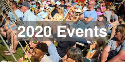 Key events in the New Forest in 2020