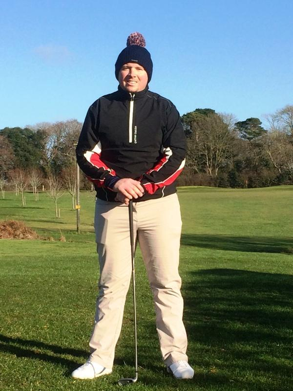 lymington golf centre matt vineer golf pro
