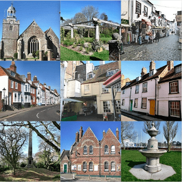 Lymington town tours