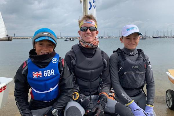 RLymYC sailors heading for World and European Championships in 2019