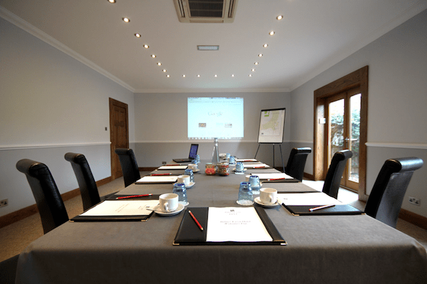 balmer lawn hotel meeting room with conferencing facilities