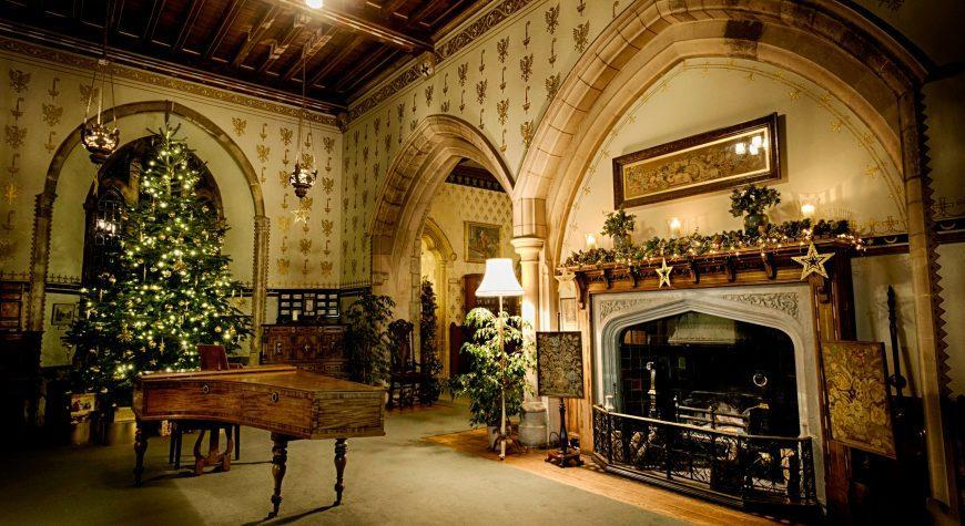 Victorian Christmas at Beaulieu