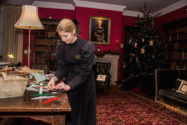 Victorian Christmas 7 at Palace House Beaulieu