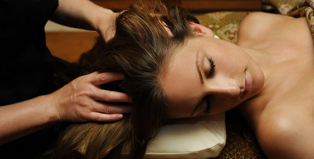 Head Massage workshop at Careys Manor SenSpa