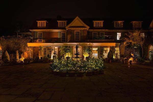 Christmas at Chewton Glen, AA Hotel of the Year