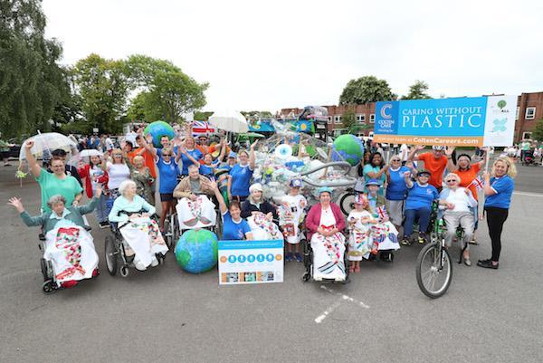 Colten Care at Lymington Carnival 2019