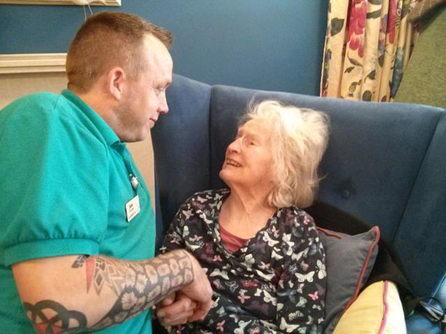 Specialist Dementia Colten Care - Jane's Story