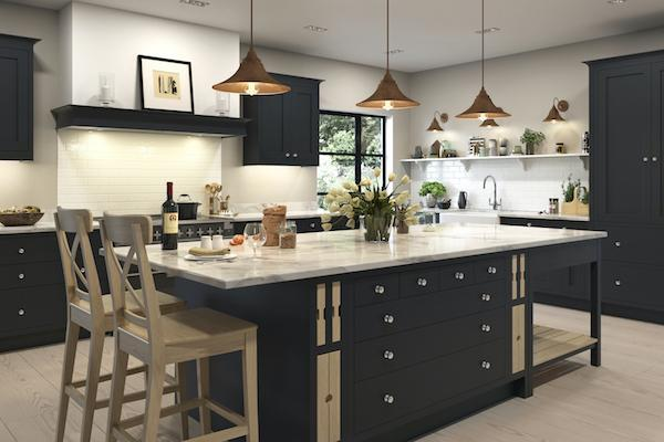 Crestwood of Lymington Kitchens – Bampton Kitchen