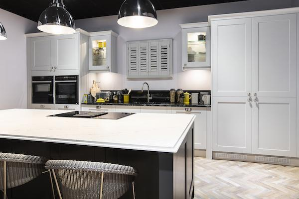 Creswood Showroom Kitchens Treloy and Keele