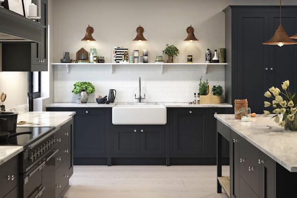 Bampton Kitchen at Crestwood of Lymington