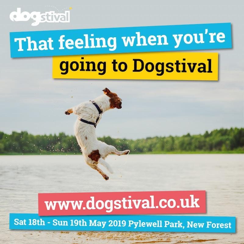 Dogstival in the New Forest 18 and 19 May 2019